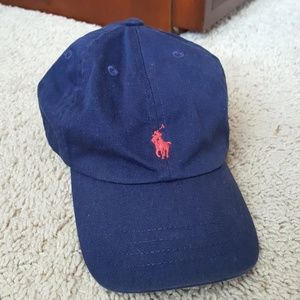 Ralph Lauren Polo Youth 4-7 Hat